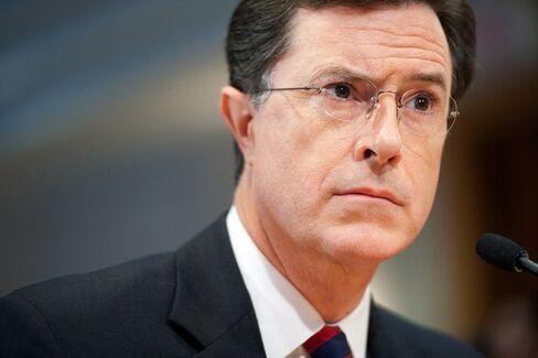 The Colbert Report???s TV Production Software Is No Joke
