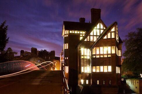 Cambridge College Trinity Hall Buys a Bank