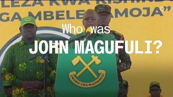 John Magufuli, Tanzanian Leader Who Denied Covid, Dies at 61
