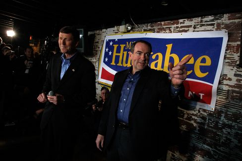 Huckabee Campaigns As January 3rd Iowa Caucus Approaches