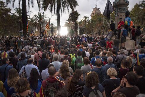 10日のバルセロナ