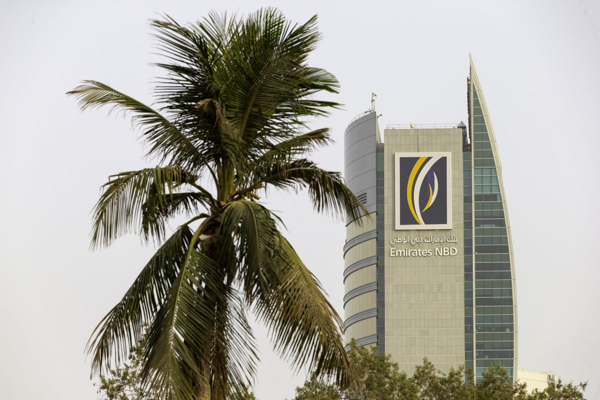 Emirates NBD CFO to Leave After Weathering Dubai's Toughest Time