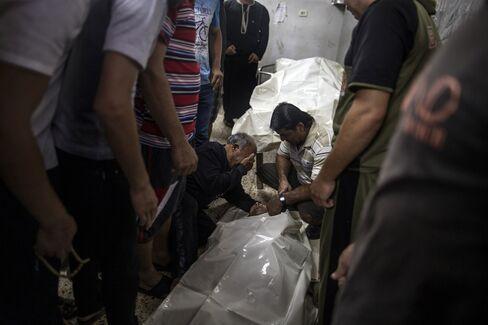 Palestinians Killed in Gaza
