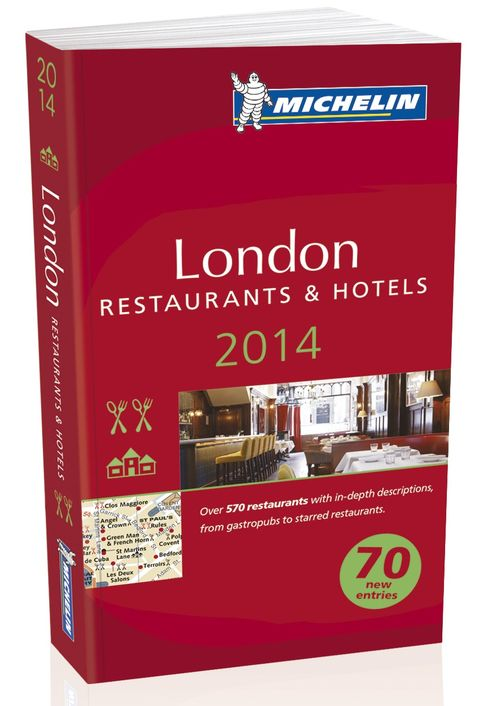 The Michelin Guide to London