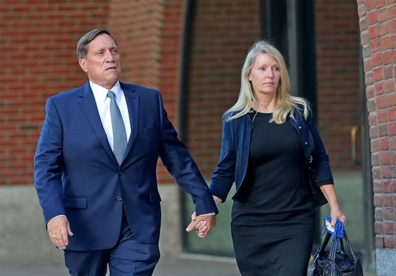 """Parents in """"Varsity Blues"""" College Admissions Scam Found Guilty of All Charges"""