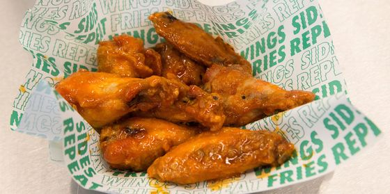 As America DevoursMore Wings Than Ever, Restaurants Double Down