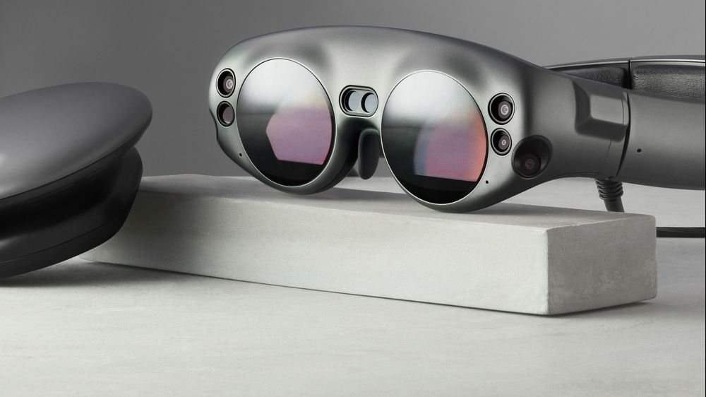 Secretive Magic Leap Says Ex-Engineer Copied Headset for China
