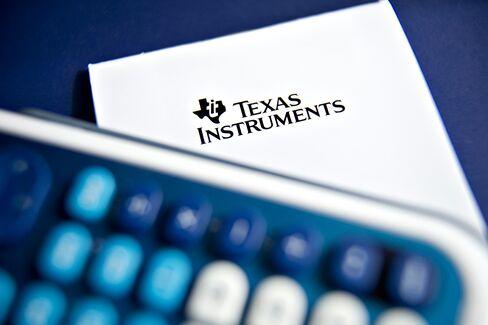 Texas Instruments Narrows Third-Quarter Profit, Sales Forecasts