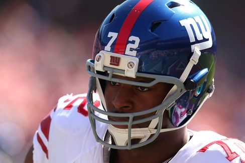 Osi Umenyiora Signs With Falcons After Nine Seasons In New York