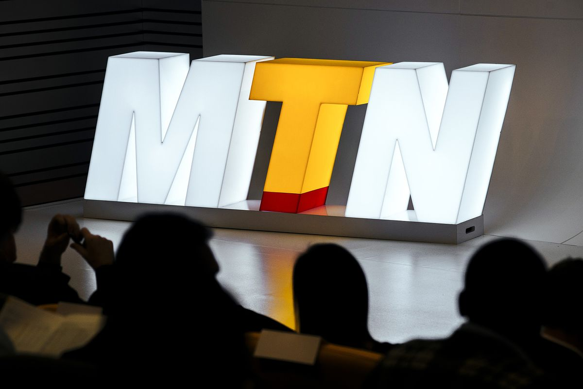 MTN Slumps on Return of Iran Troubles and Surge in Net Debt - Bloomberg