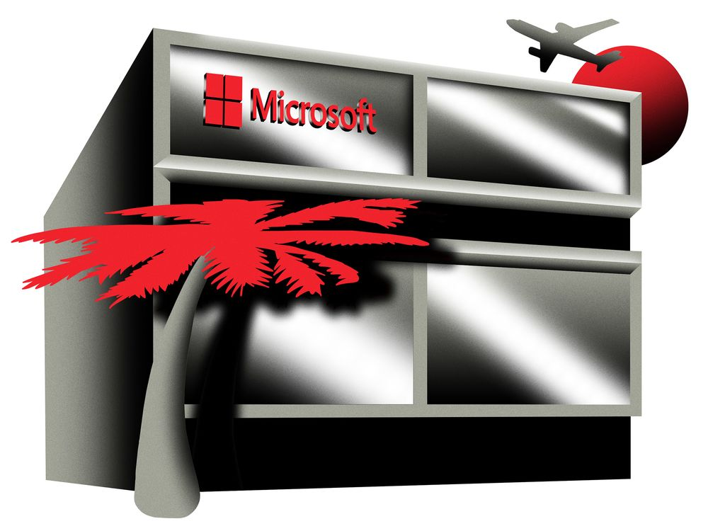 microsoft and amazon see growth in middle eastern cloud services