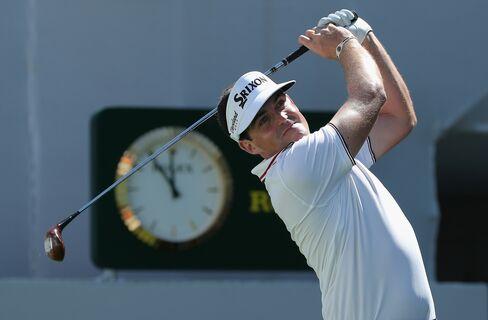 American Golfer Keegan Bradley