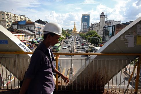 Yoma to Ride on Obama's Myanmar Visit for Growth