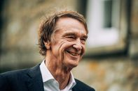 Britain's Richest Man Jim Ratcliffe Launches Team Ineos Ahead Of The Tour Of Yorkshire