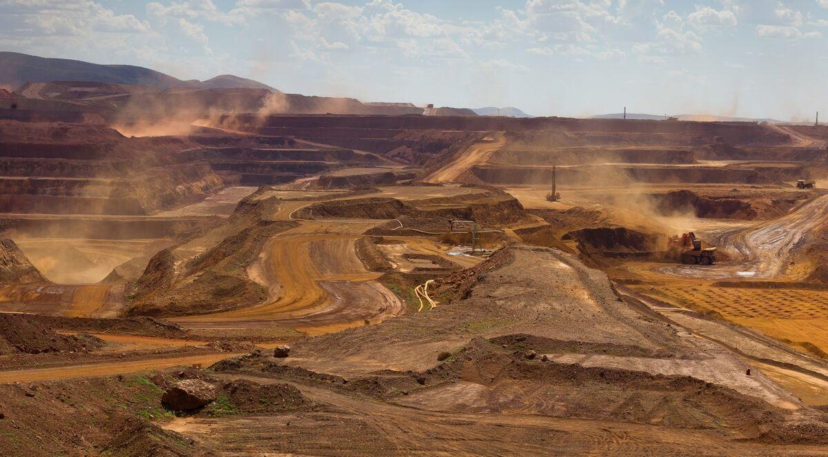 Rio Tinto's Iron Ore Stumble Came Just as Prices Surged