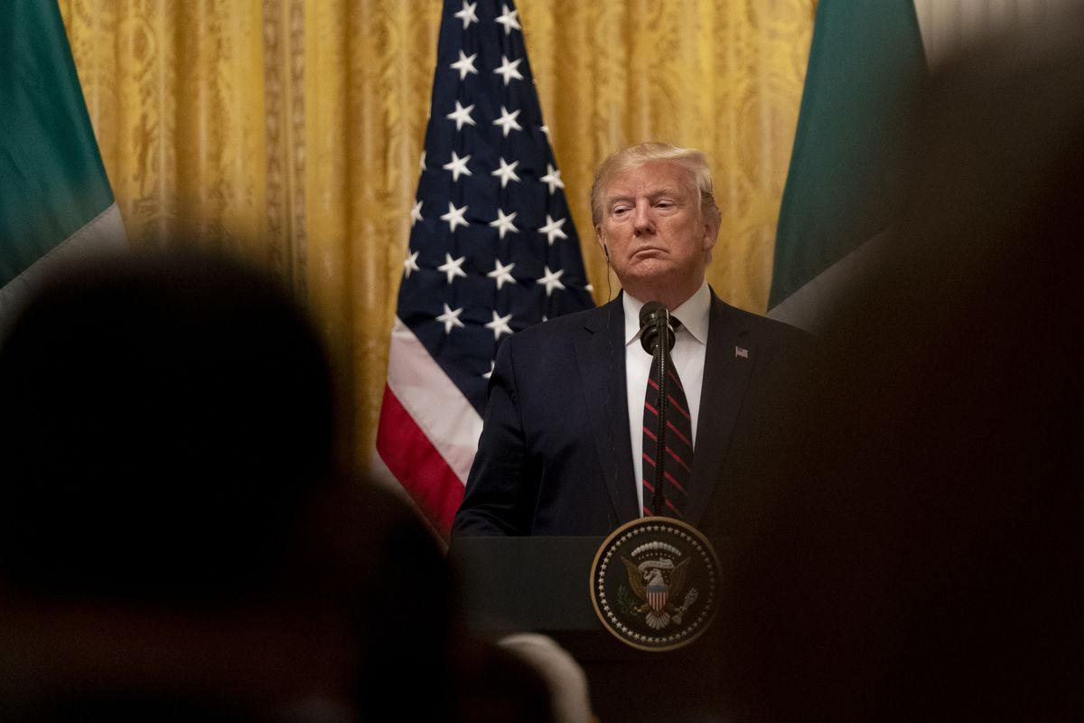 bloomberg.com - Daniel Flatley - House Rebukes Trump Over Withdrawal of U.S. Forces from Syria