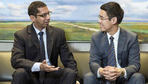 Vijay Viswanathan and Jeff Mo