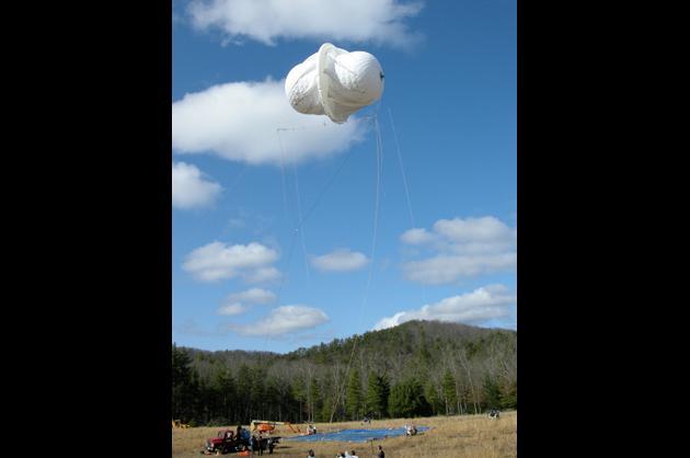 Helium Flier
