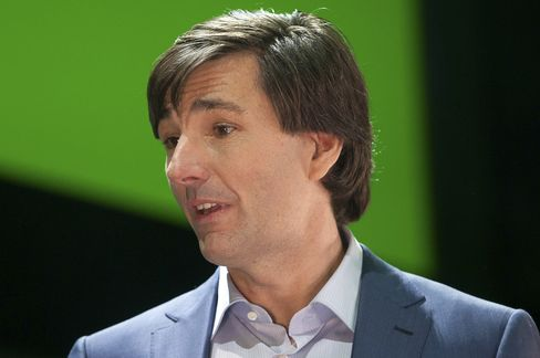 Zynga CEO Don Mattrick