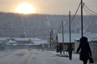 relates to Arctic Russian Town Sets New High of 100 Degrees