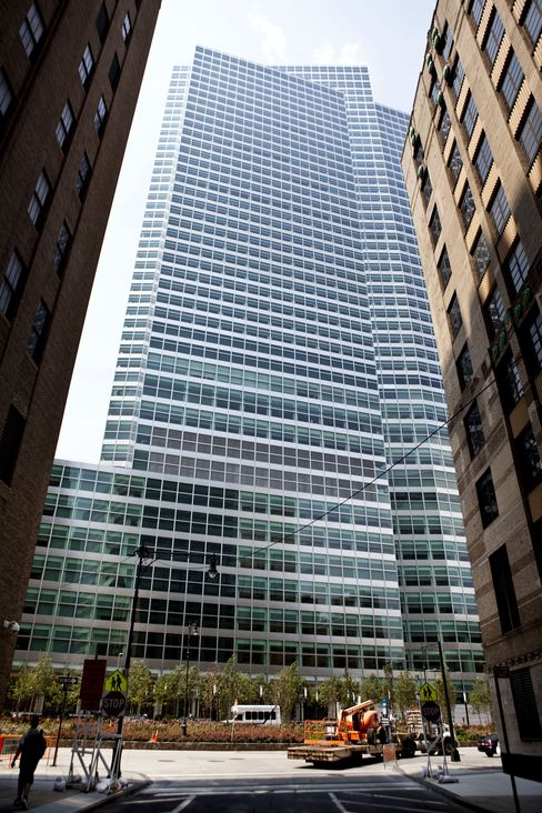 The Goldman Sachs Group Inc Headquarters