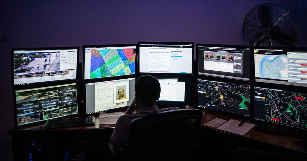 This Ex-Cop Stirs Controversy Over Crime Prediction Tech