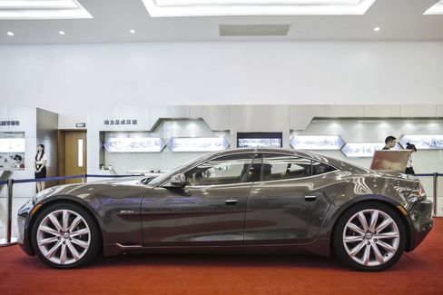 Henrik Fisker launches new electric auto company