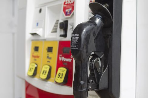 Gasoline Poised to Fall as Refineries Returning