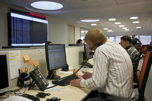Russia Stocks Jump Most in Four Months on Reopen as Ruble Soars