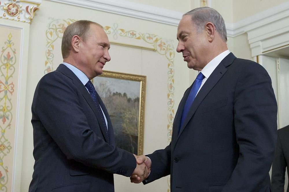 The Middle East's New Peacemaker: Israel