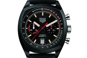 TAG Heuer Heuer Monza Chronograph.