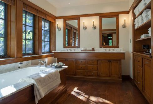 Bathroom at Sun Valley Estate. Source: Relevance New York via Bloomberg