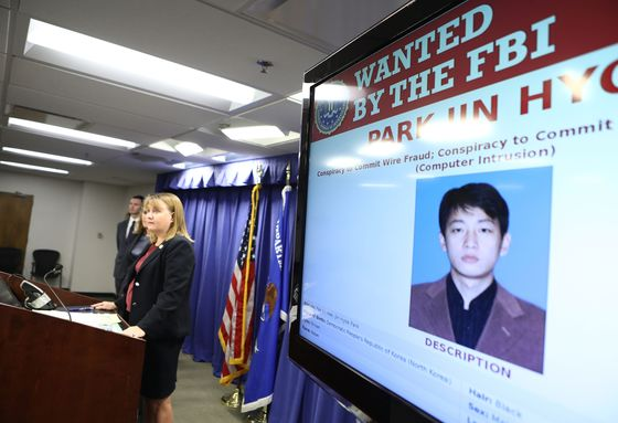 North Korea Hackers Discovered by U.S. Through Their Email Trail