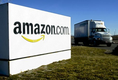 Amazon Said to Be Exploring Mobile-Payment Service