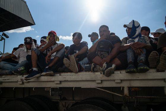 Trump Concedes There's 'No Proof' Terrorists Are Among Honduran Migrants
