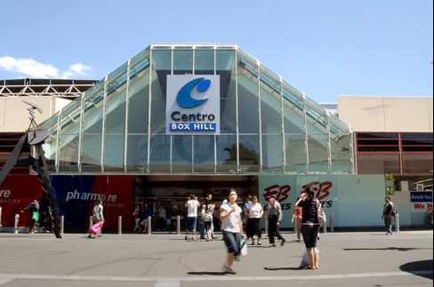 Centro Retail Agrees to Record A$200 Million Settlement