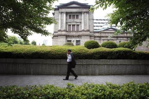 BOJ Stimulus Bets Drive Yields to 8-Month Lows