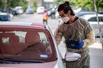 U.S. Struggles With Coronavirus Amid A Surge Of New Cases