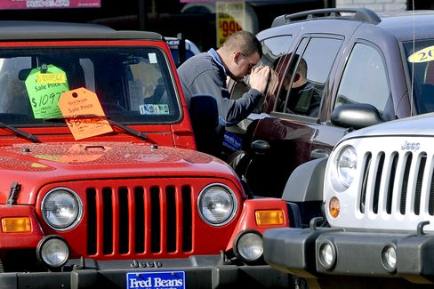U.S. Auto Sales May Have Stalled in August