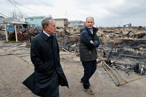 Mayor Bloomberg: 'People Just Don't Understand How Strong Nature Is'