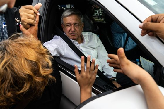 Mexico's New President Set to Test Skittish Market With Budget