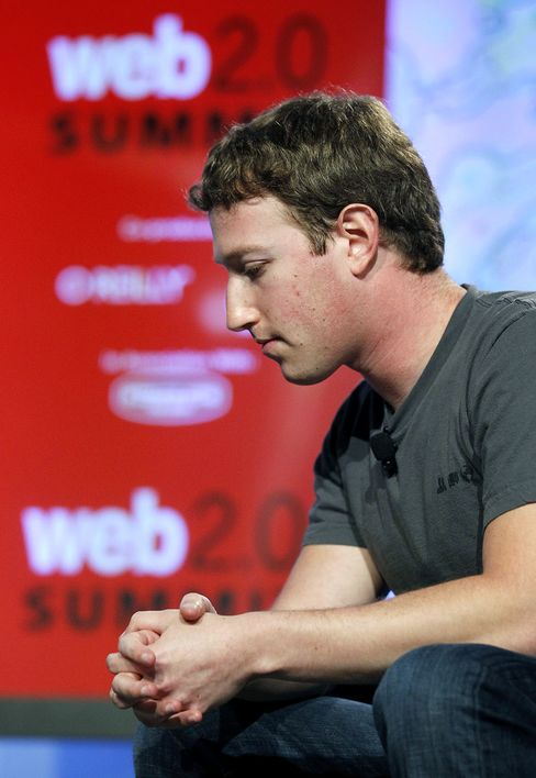 Zuckerberg Threatened Ceglia's Website, Facebook Filing Shows