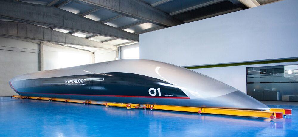 A Struggling Spanish Town Pins Hopes on Elon Musk's Hyperloop