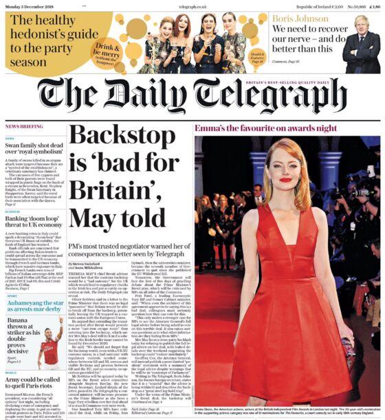 Brexit Bulletin: Tearing It Down