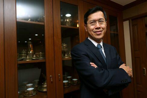 Thailand's Deputy Prime Minister Pongthep Thepkanjana