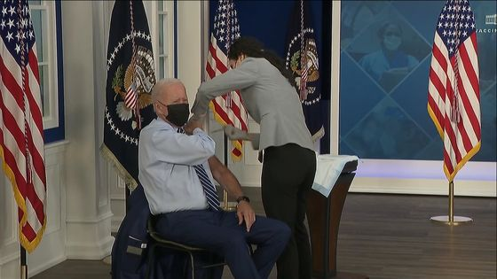 Biden Gets Covid Booster and Says He Wants More Vaccine Mandates