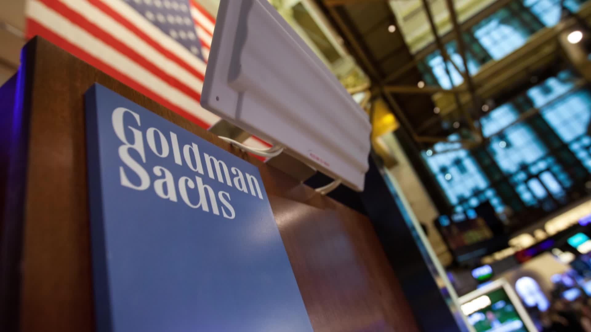goldman sachs prekybininkas)