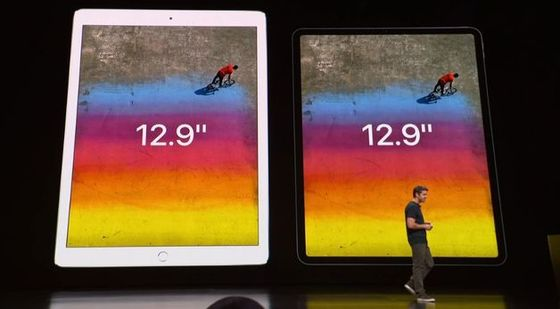Apple Revamps iPad With iPhone Features in Tablet Revival Effort