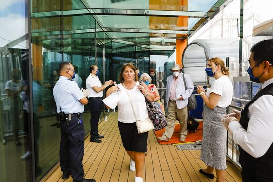 Cruise From Florida Offers Test for Industry After 15 Months