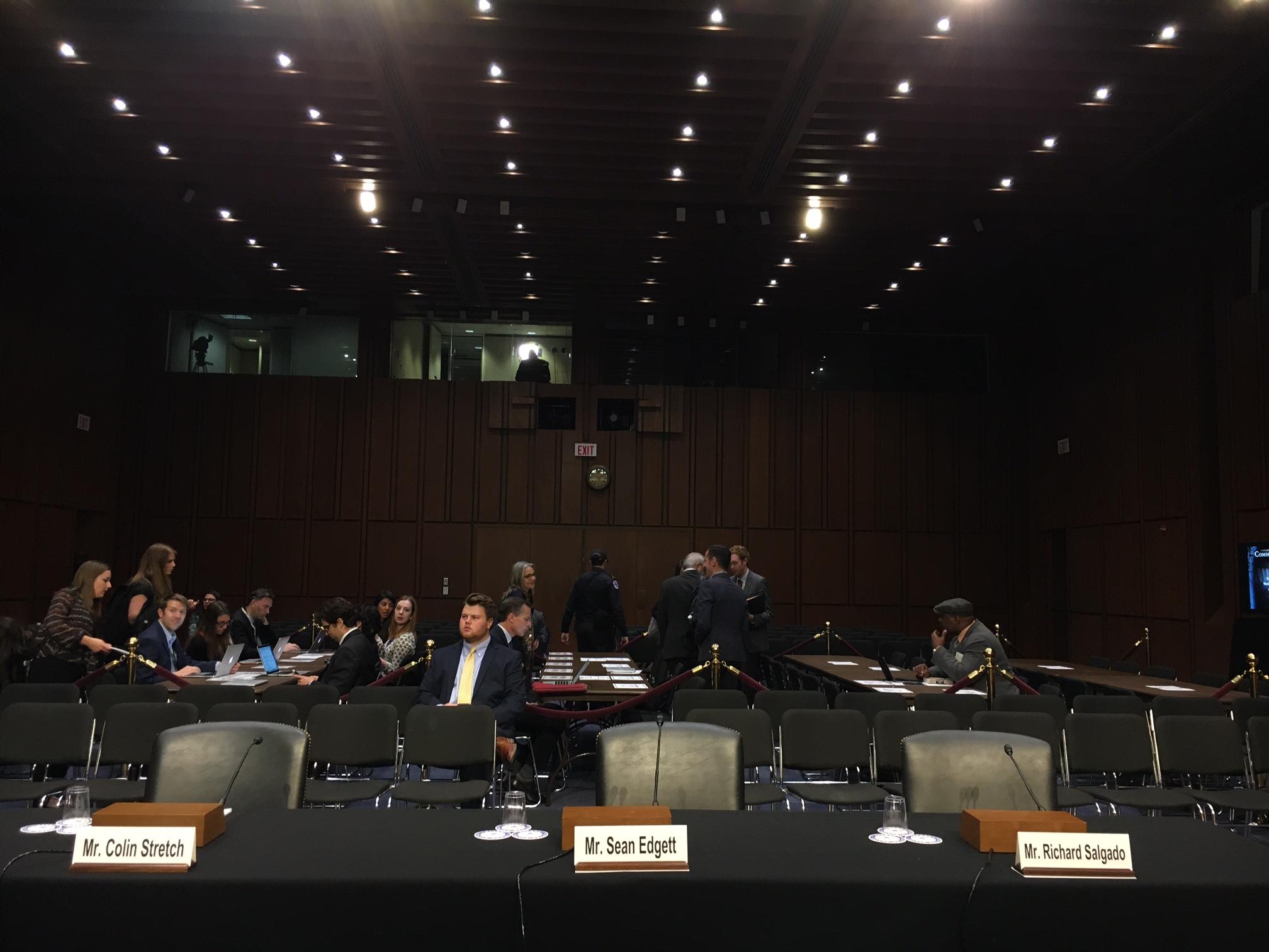 Facebook, Twitter, Google Testify on Russian Ad Spending in U S